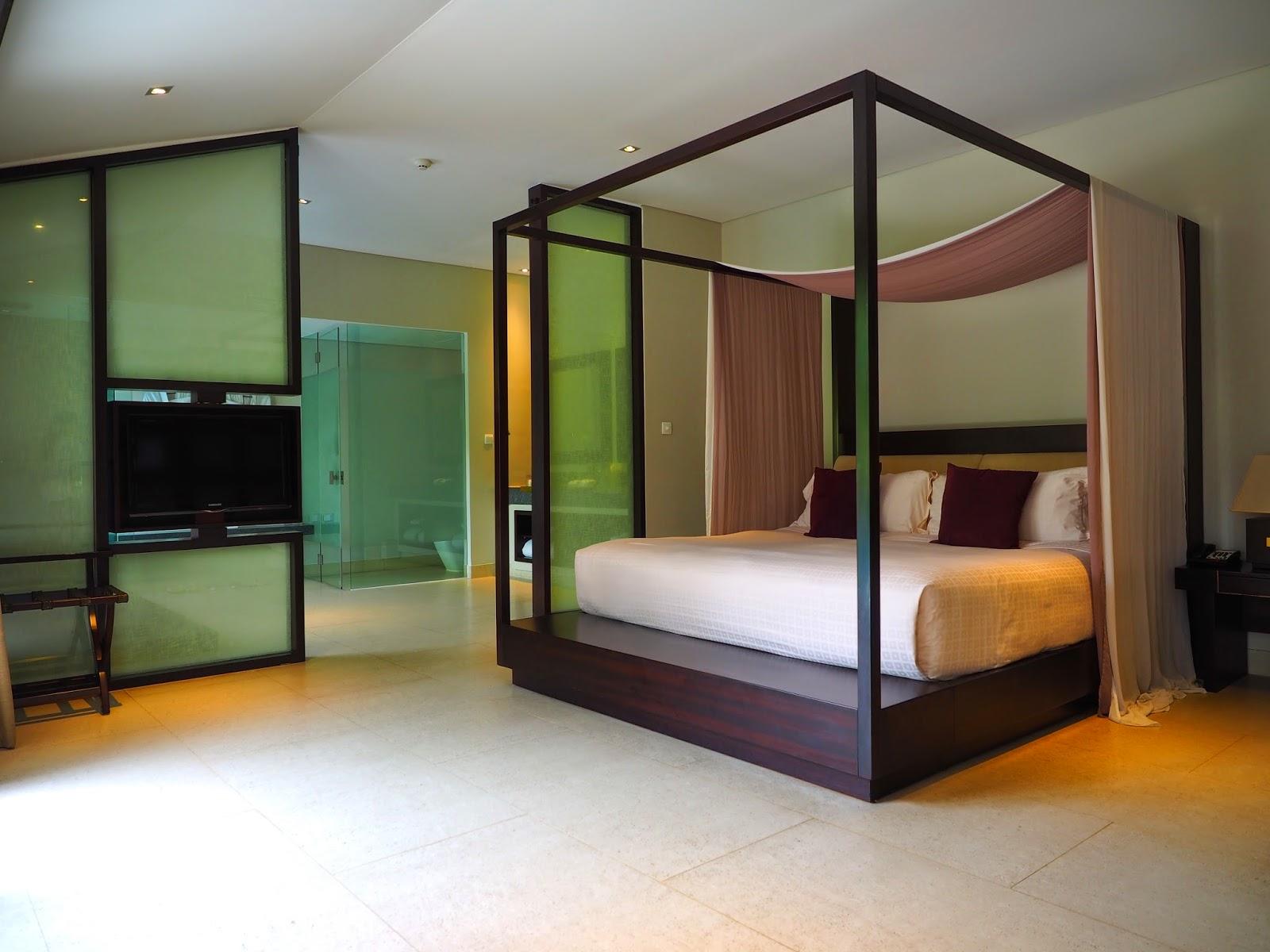 Fusion Maia Resort Villa Bedroom
