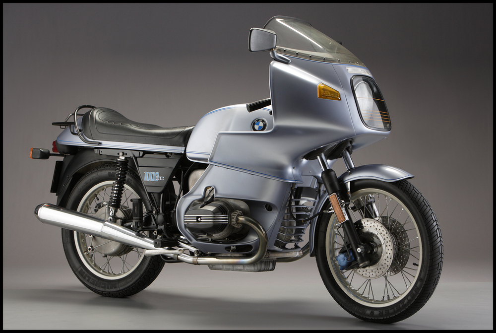 Good Vibrations Bmw R100rs