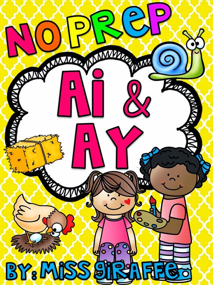 Miss Giraffes Class Literacy – Ai Worksheets