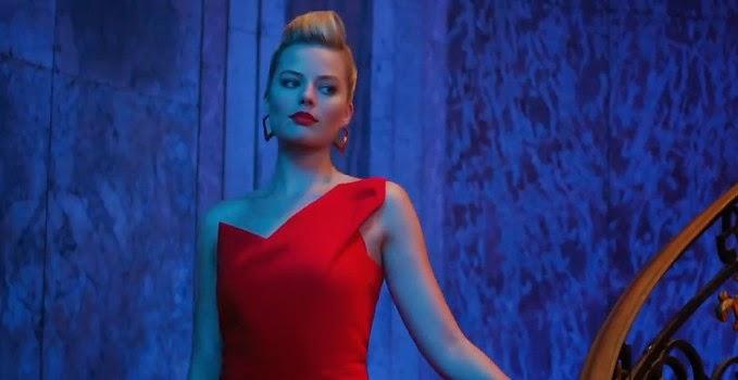 Margot Robbie dans Diversion, de Glenn Ficarra