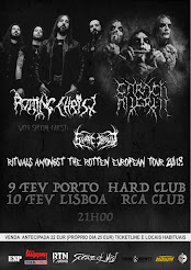 Rotting Christ + Carach Angren [Rituals Amongst The Rotten Tour]
