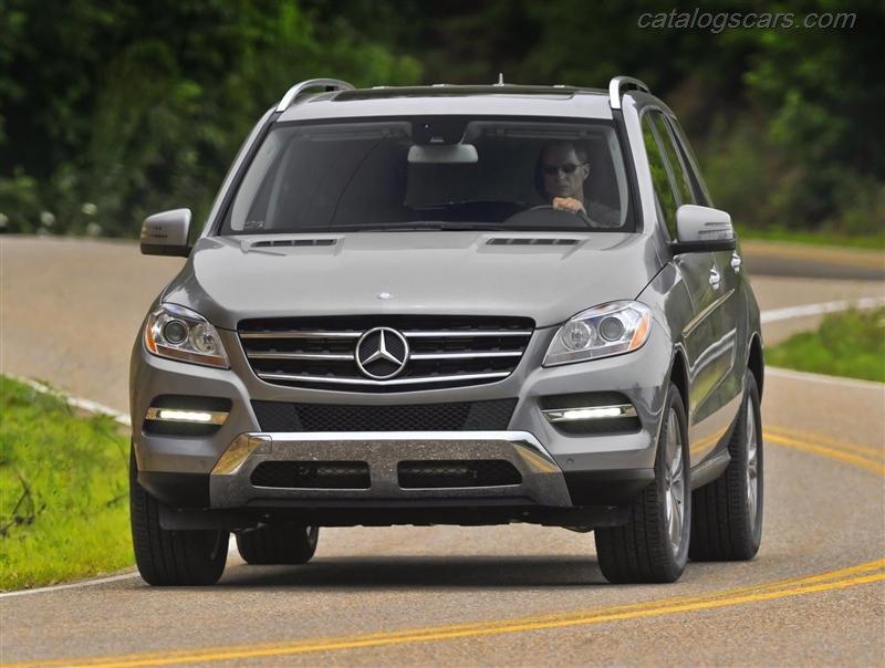صور سيارة مرسيدس بنز M كلاس 2012 - اجمل خلفيات صور عربية مرسيدس بنز M كلاس 2012 - Mercedes-Benz M Class Photos Mercedes-Benz_M_Class_2012_800x600_wallpaper_03.jpg