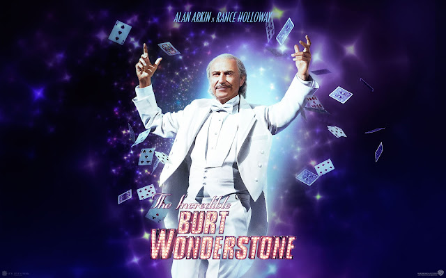 Rance Holloway - The Incredible Burt Wonderstone