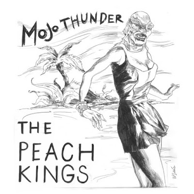 "THE PEACH KINGS ""Mojo Thunder"" EP"