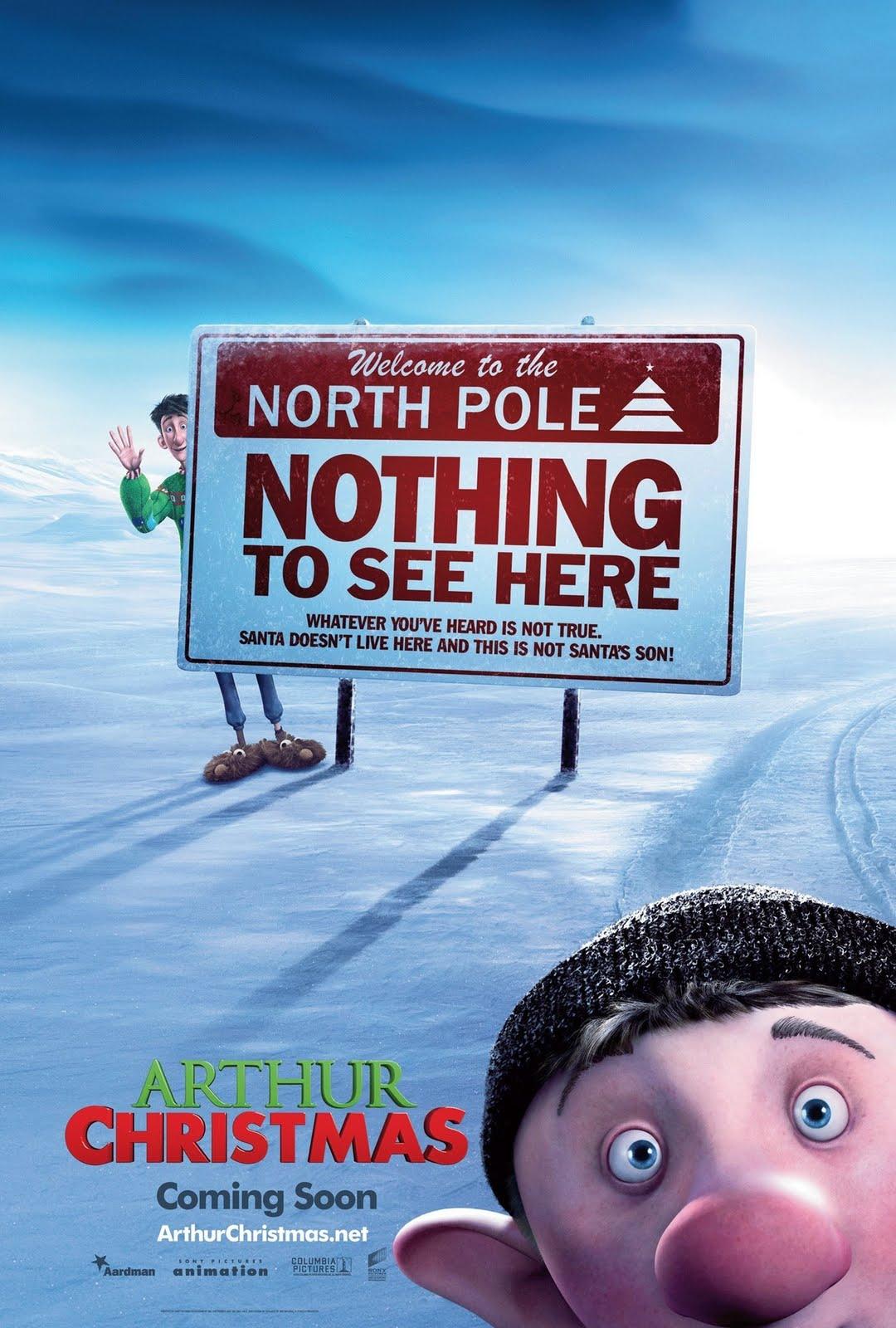 Arthur Christmas - Rotten Tomatoes