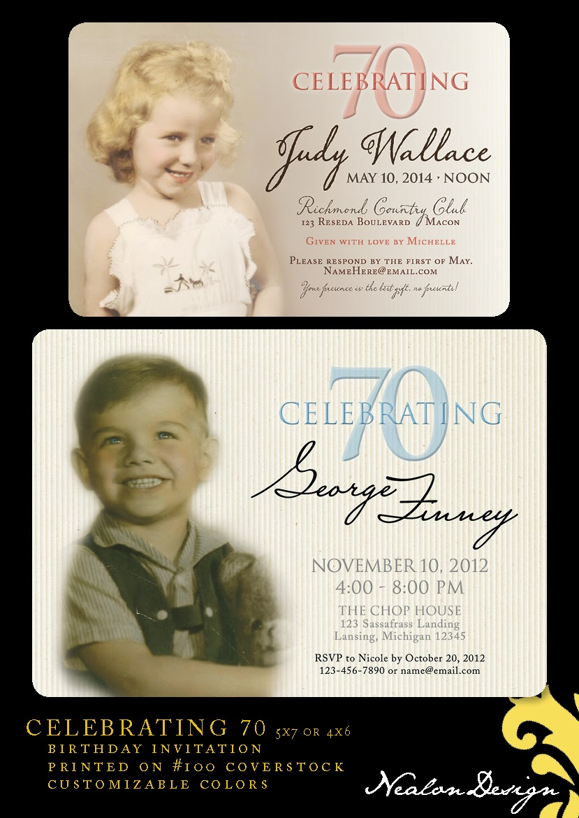 70S Party Invitation Wording with best invitation example