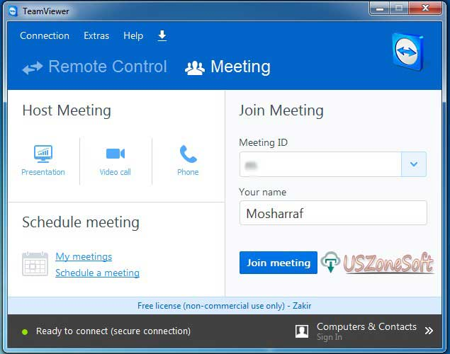 TeamViewer 12078716 Free Download - Free Software