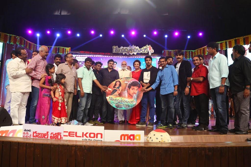 Govindudu Andarivadele Audio Release photos-HQ-Photo-15