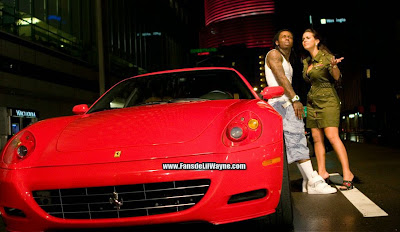 fotos de lil wayne grabando video mrs mss officer