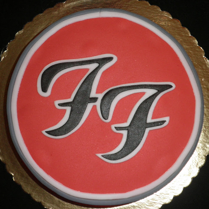 Tarta Foo Fighters