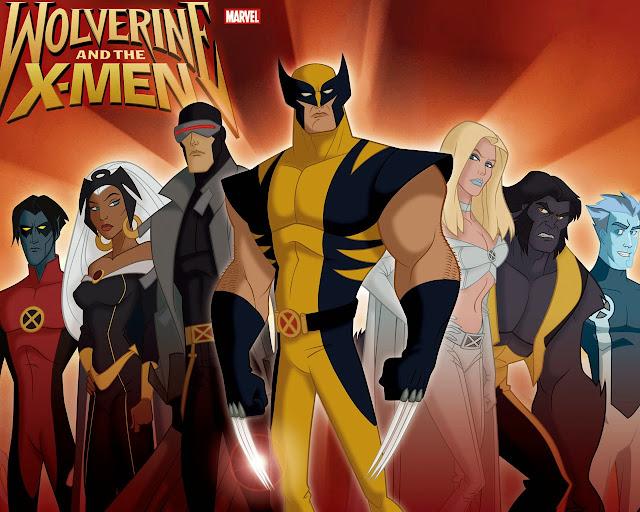 Steven Blum = Wolverine