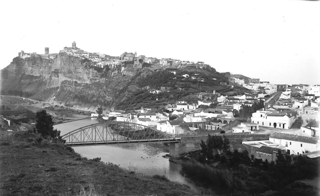 ARCOS DE LA FRONTERA EN LA HISTORIA