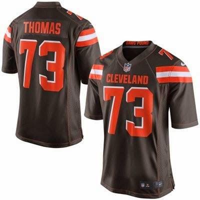 New Cleveland Browns Jersey, joe thomas jersey