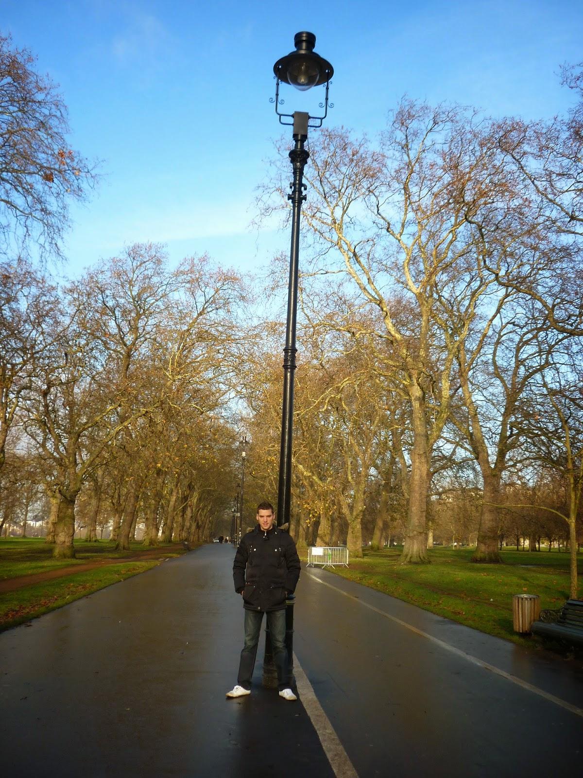 Hyde Park à Londres