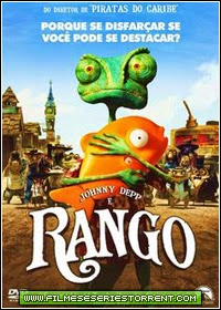 Rango Torrent Dublado (2011)