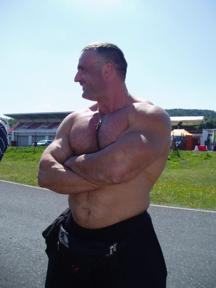 Muscle Lover: Czech muscle: Martin Holub