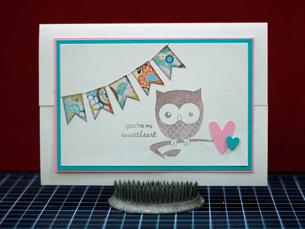 You're My Sweetheart.... Owl Be Yours!