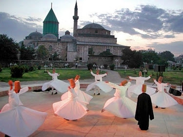 Rumi Documentary, Whirling Dervishes of Rumi, Whirling Dervishes Video