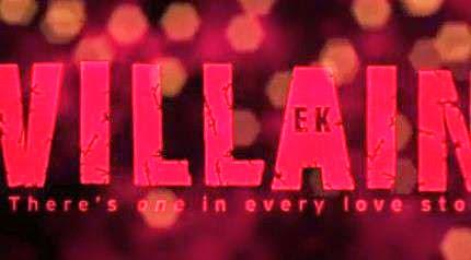 Ek Villain (2014) Theatrical Official HD Trailer Watch Online