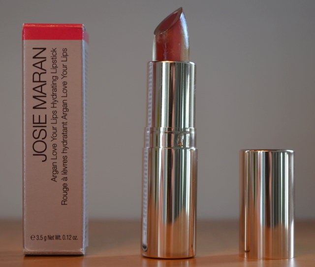 Josie Maran Hydrating Lipstick in Berry Bliss