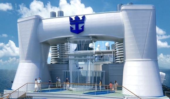 Royal Caribbean firma il contratto per la realizzazione della terza nave di Classe Quantum