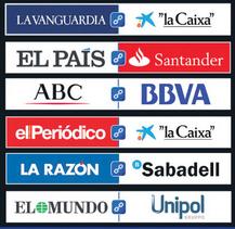 Banco santander compra las portadas de los principales for Localizador oficinas santander