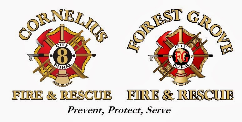 Forest Grove and Cornelius Fire Departments