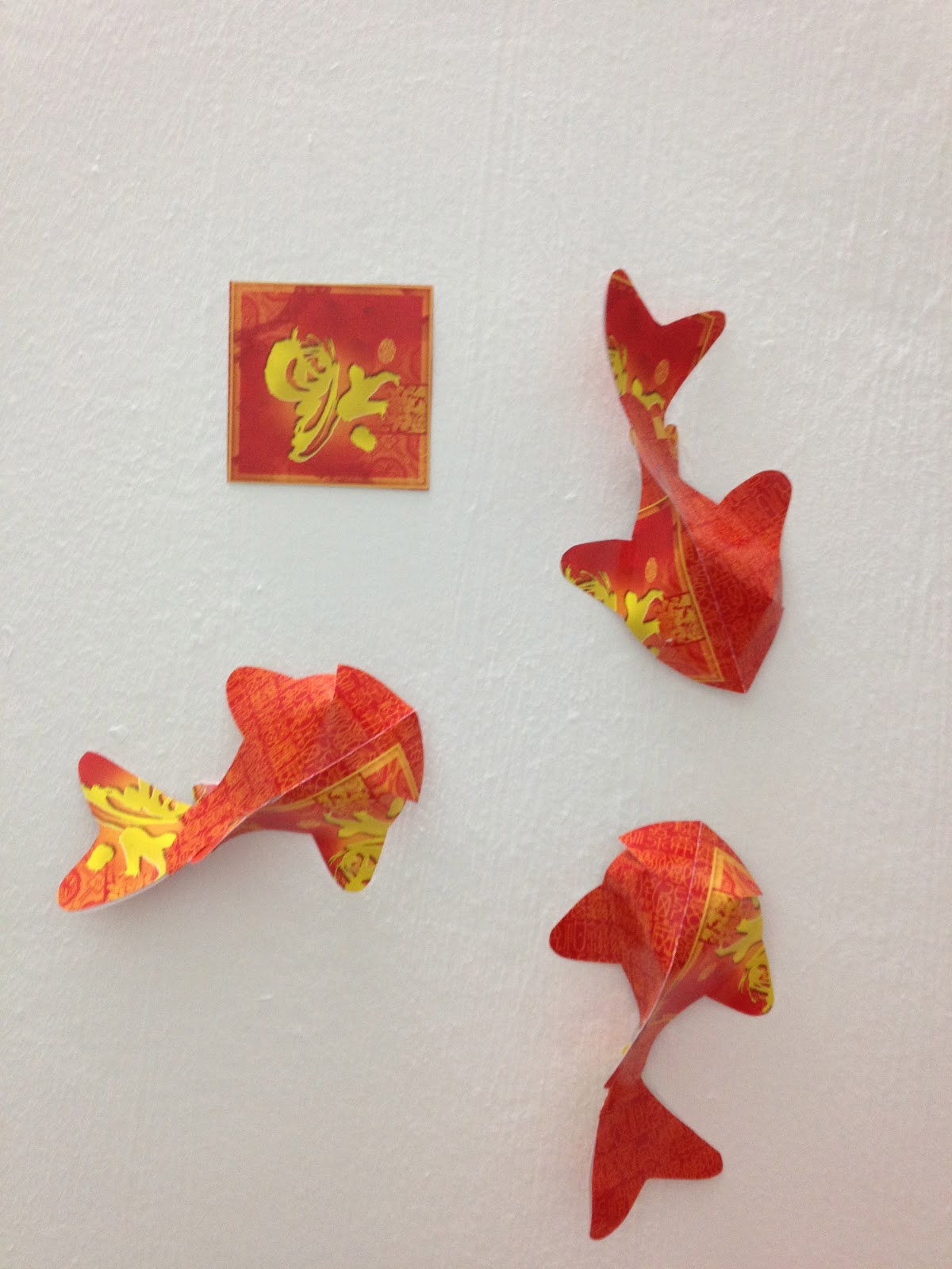We have a lovely home chinese new year 2013 for Ang pao decoration