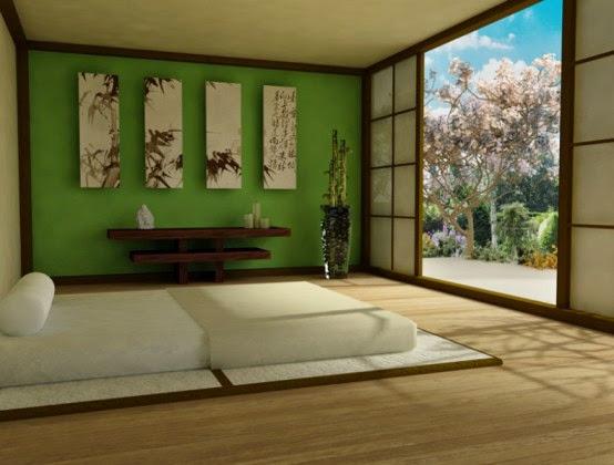 Dise a tu vida estilo zen en la decoracion for Dormitorio zen oriental