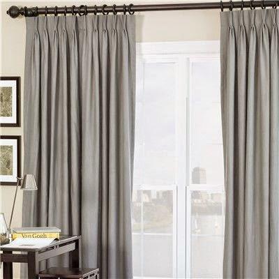 Curtains Ideas chevron curtains ikea : Decor You Adore: Ikea Bletviva Life Hack: How to train your curtains