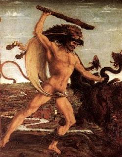 Mitologia, Anfitriao, Zeus, Tebas, Hércules, Corno,  Cuidado  ,