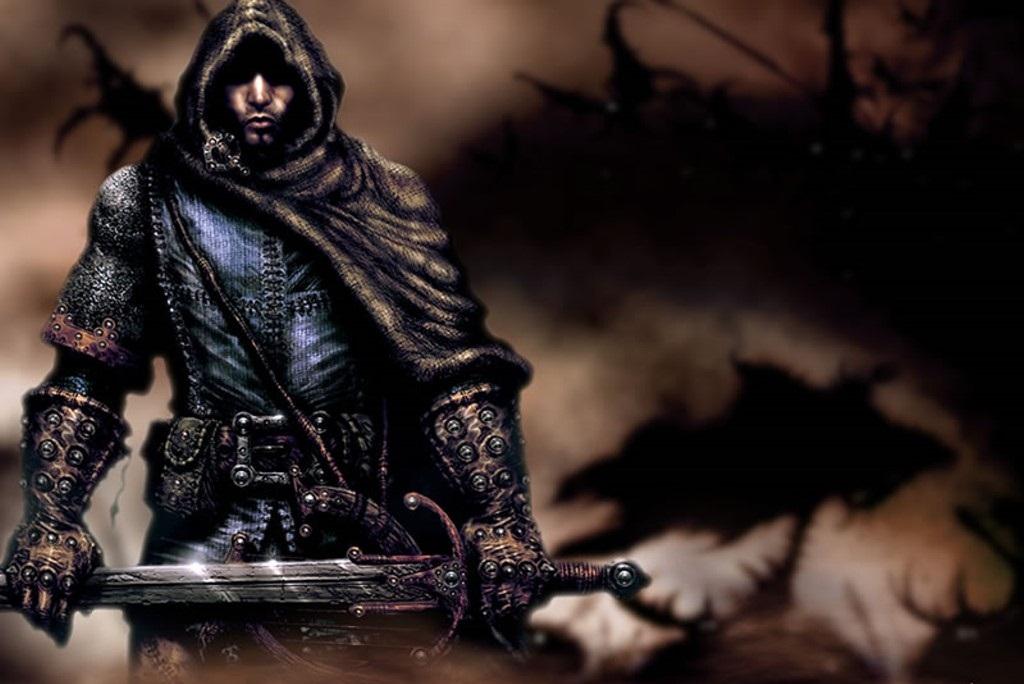 Warrior Of The Dark Knight