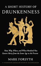 A SHORT HISTORY OF DRUNKENNESS comes out in the USA on May 8th