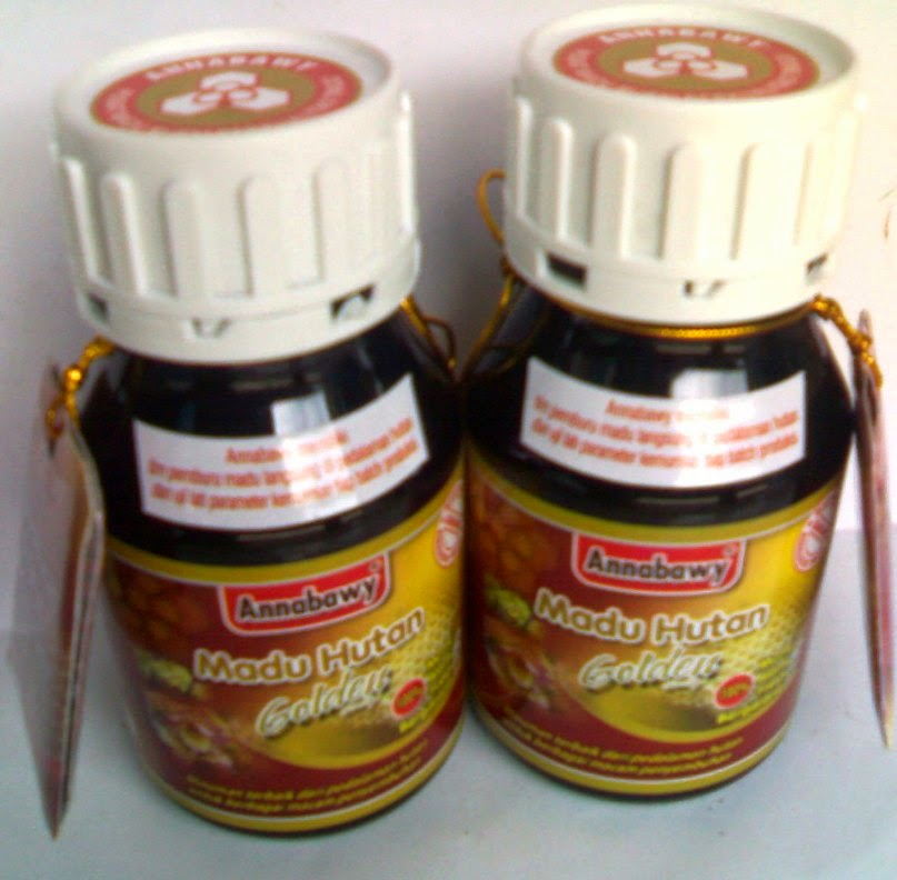 Madu Hutan Golden Annabawy 290 ml Andiherbal.com