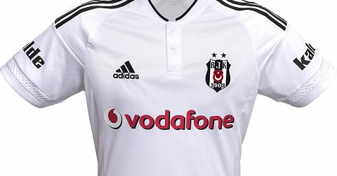 e37461bcaf Adidas lança as novas camisas do Besiktas - Testando Novo Site