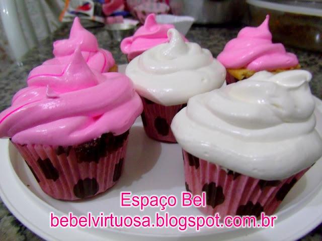 Cupcakes fáceis e deliciosos