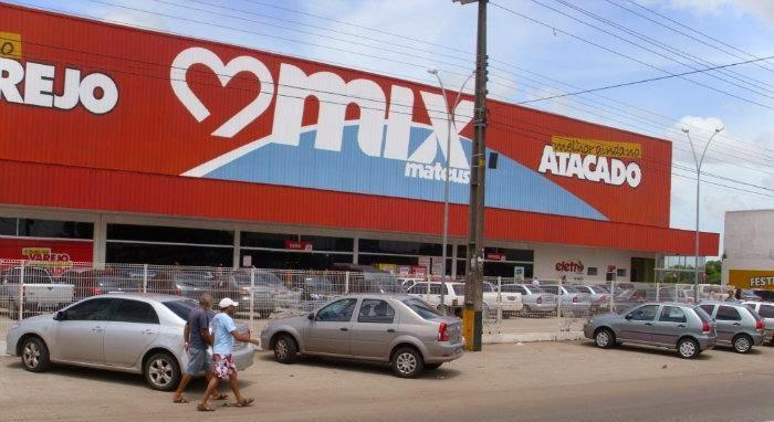 Resultado de imagem para supermercado mateus são luís