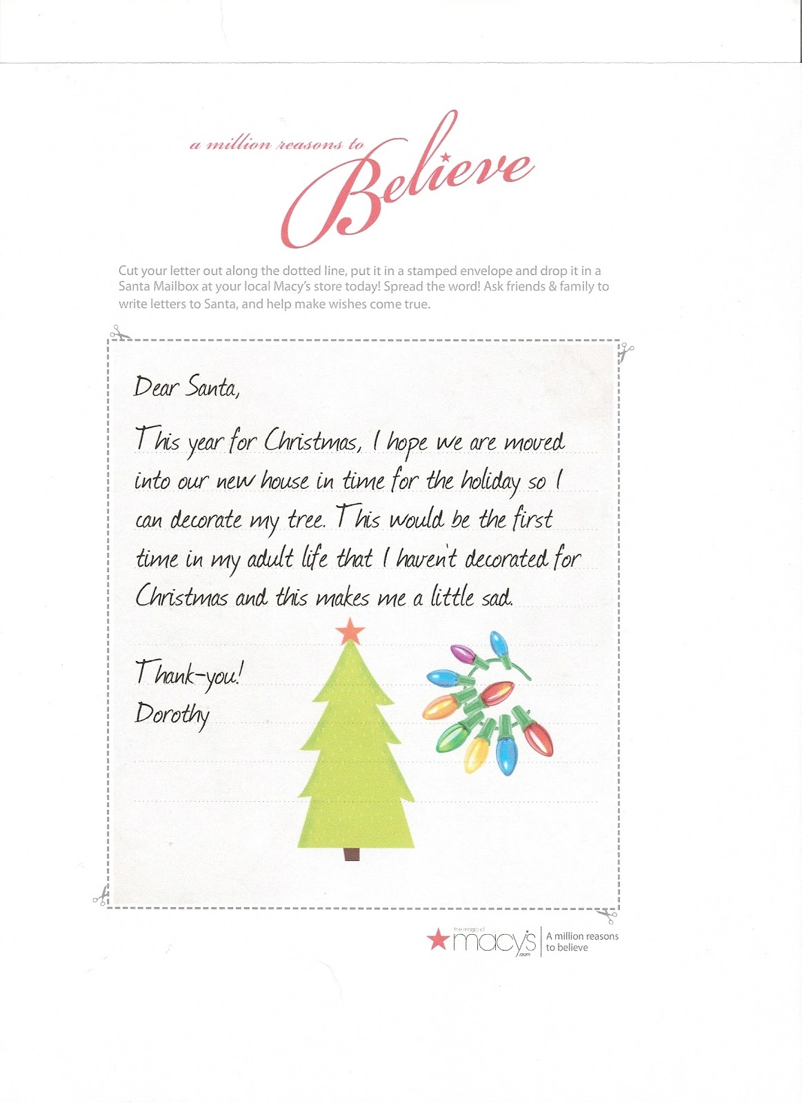 Christmas Letter Ideas For Santa After that the letters will be
