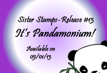 Sister Stamps May Guest DT!