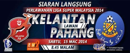 live streaming kelantan vs pahang, kelantan vs pahang online, kelantan lwn pahang live streaming, live streaming tv2, keputusan liga super malaysia, liga super malaysia tv2