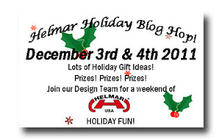 Helmar Holiday Blog Hop – Mark your calendars!