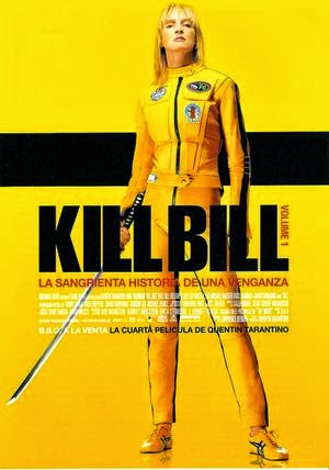 Poster Kill Bill: Vol. 1 2003