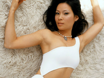 Lucy Liu Sexy Wallpaper