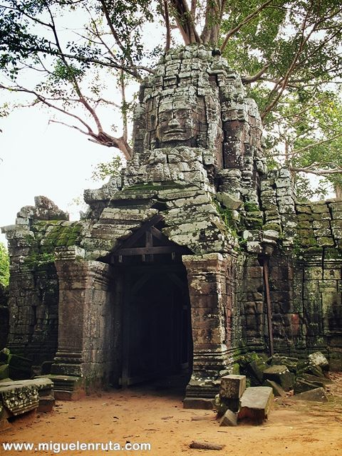 Ta-Som-puerta-este-Angkor