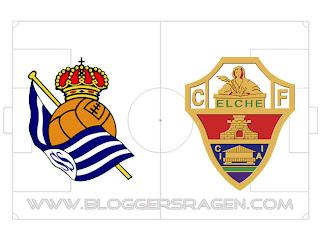 Prediksi Pertandingan Real Sociedad vs Elche