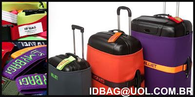 ID*Bag Protetores para malas