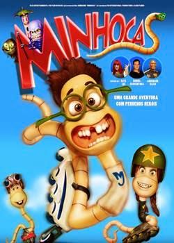 Filme Poster Minhocas – O Filme TS XviD & RMVB Nacional