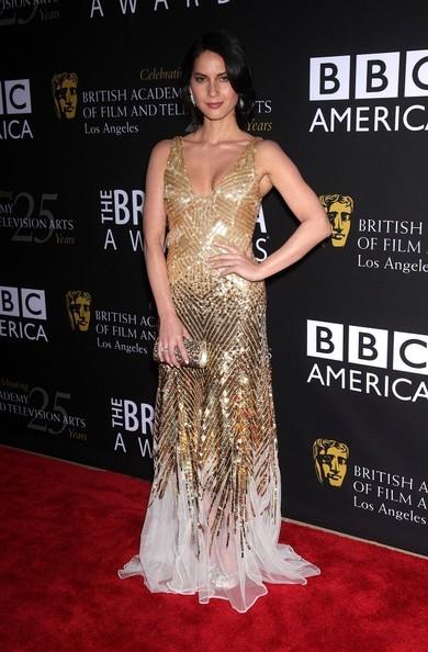 Olivia Munn 2012 BAFTA Britannia Awards