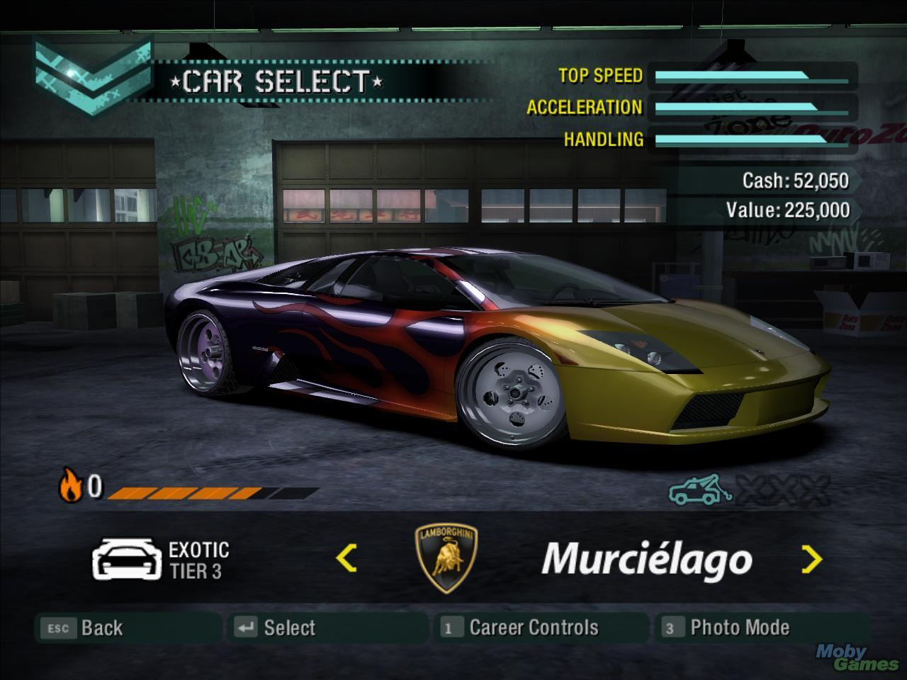 Download Game: Need for Speed: Carbon Detected platform: PC Aliases: Carbon,