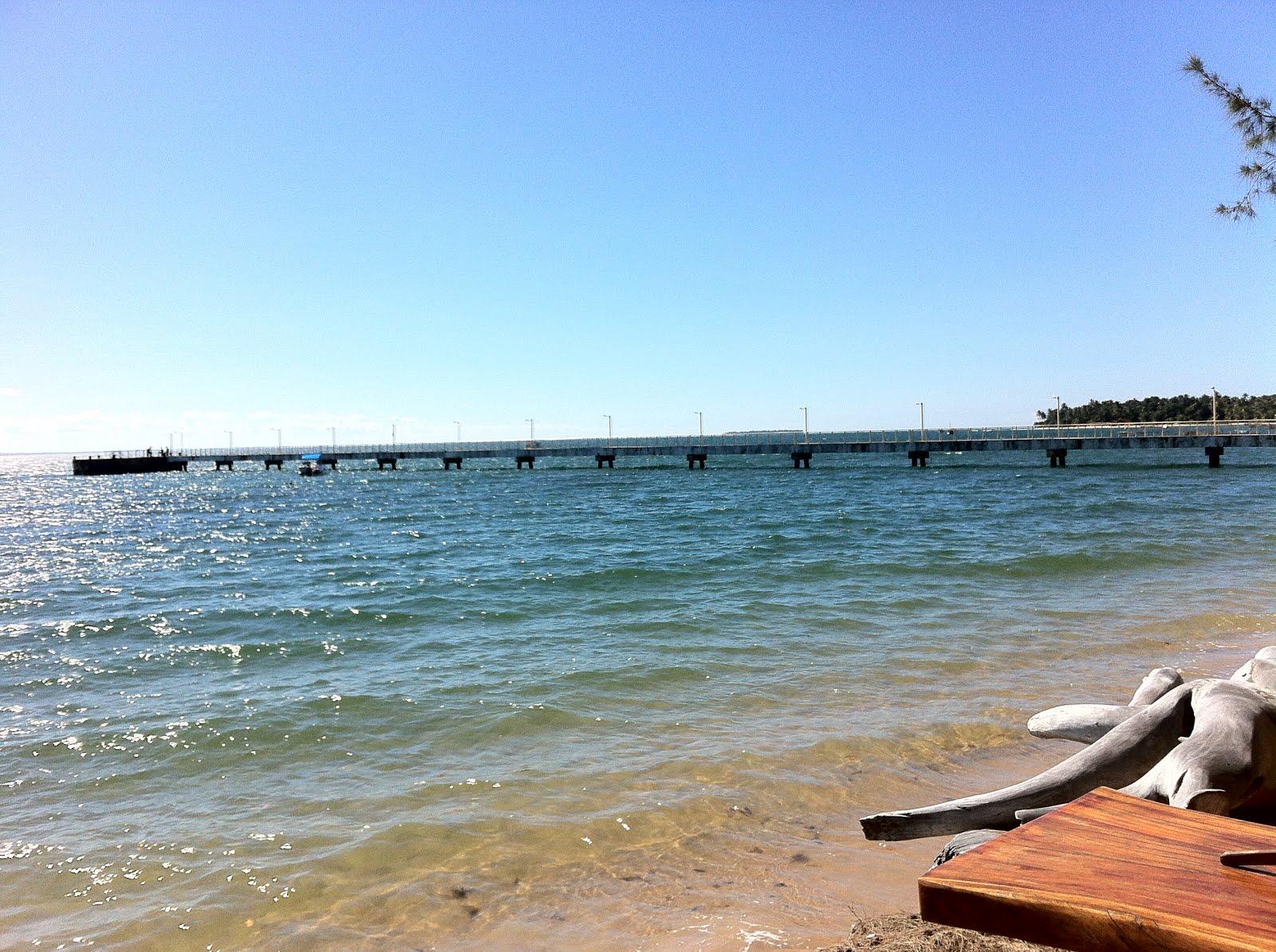 Pier de Barra Grande